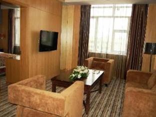 Harbin C.Kong Labor Hotel Harbin - Pokoj pro hosty