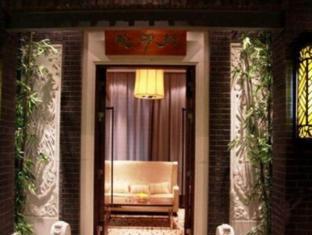 Harbin C.Kong Labor Hotel Харбін - Вітальня