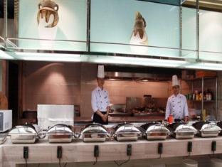 Harbin C.Kong Labor Hotel Харбін - Ресторан