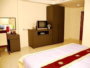 Squareone Phuket - Kamar Tidur