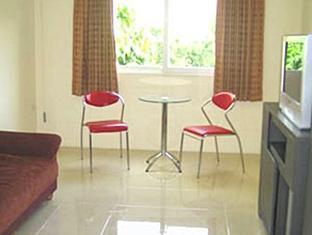 Squareone Puketas - Svečių kambarys