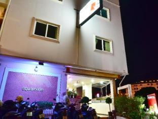 Squareone Puketas - Viešbučio išorė