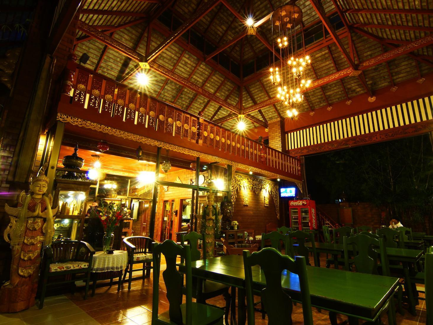 Irawadee Resort Tak - Hotel Exterior