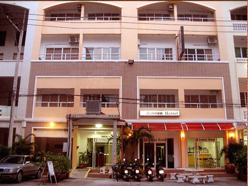 Jomtien Hostel - Hotels and Accommodation in Thailand, Asia