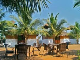 Pam Pirache Resort North Goa - Sitting Area