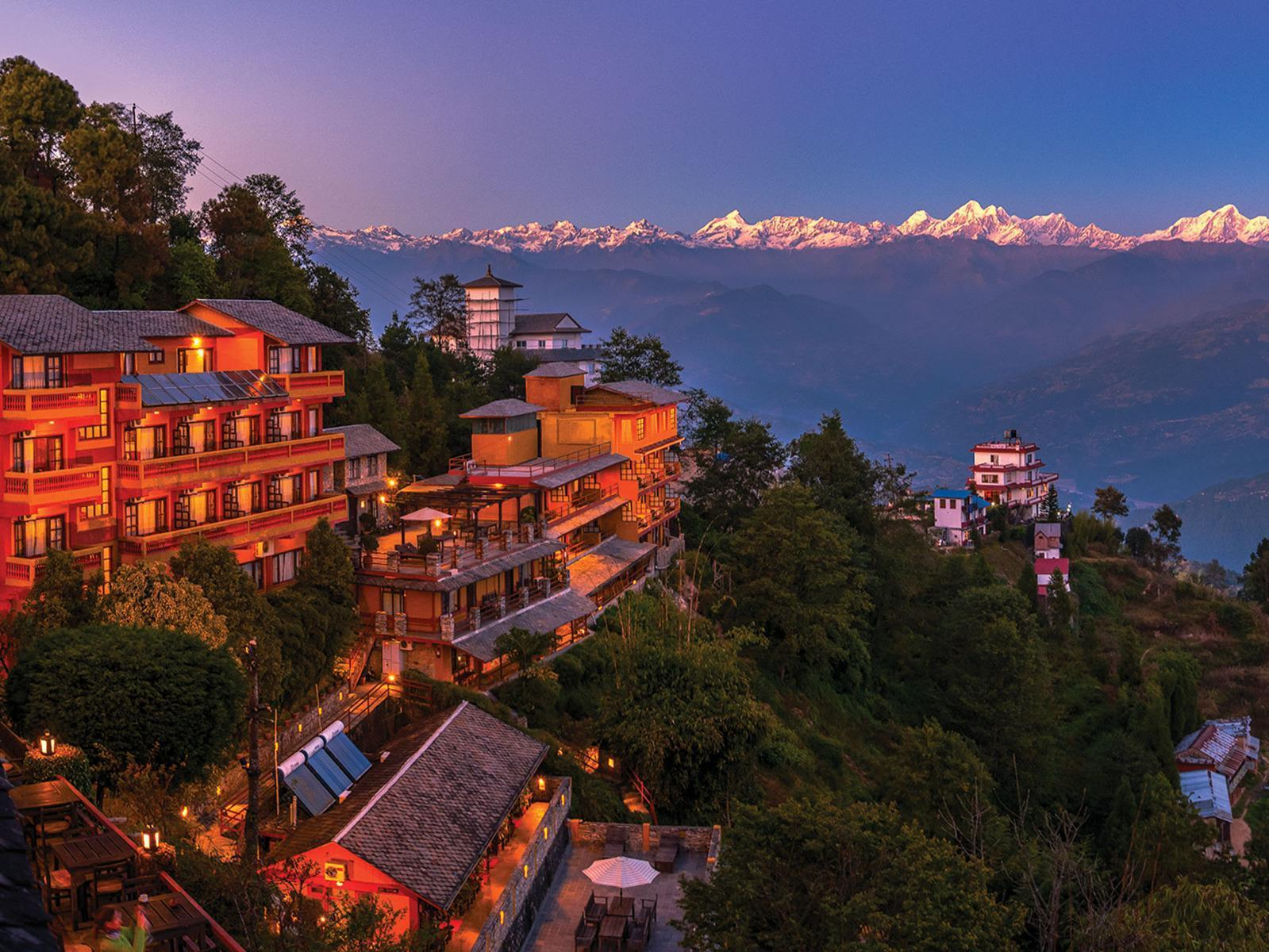 Definition Of Home Decor Hotel Country Villa Nagarkot Nepal Great Discounted
