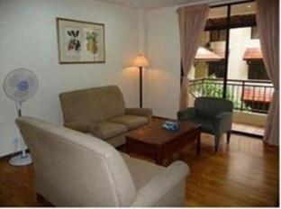 Safa @ Idaman Apartment Langkawi - Living Area