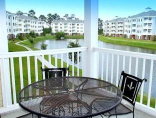 Magnolia Pointe by Palmetto Vacation Rentals Myrtle Beach (SC) - Balcony/Terrace