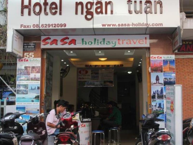 Ngan Tuan Hotel - Hotell och Boende i Vietnam , Ho Chi Minh City
