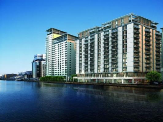 Discovery Dock Apartments London - zunanjost hotela