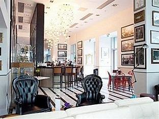 Discovery Dock Apartments London - Lobby