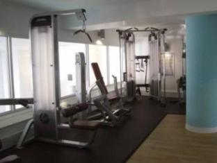 Discovery Dock Apartments London - Fitness Room