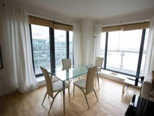 Discovery Dock Apartments London - notranjost hotela