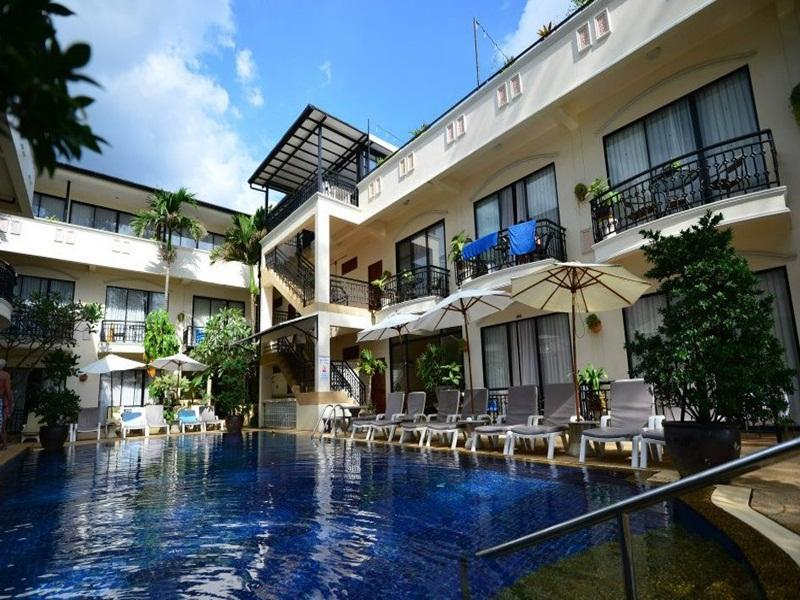 In On The Beach Hotel - Hotels and Accommodation in Thailand, Asia