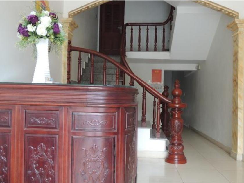 The Ky Moi Hotel - Hotell och Boende i Vietnam , Halong