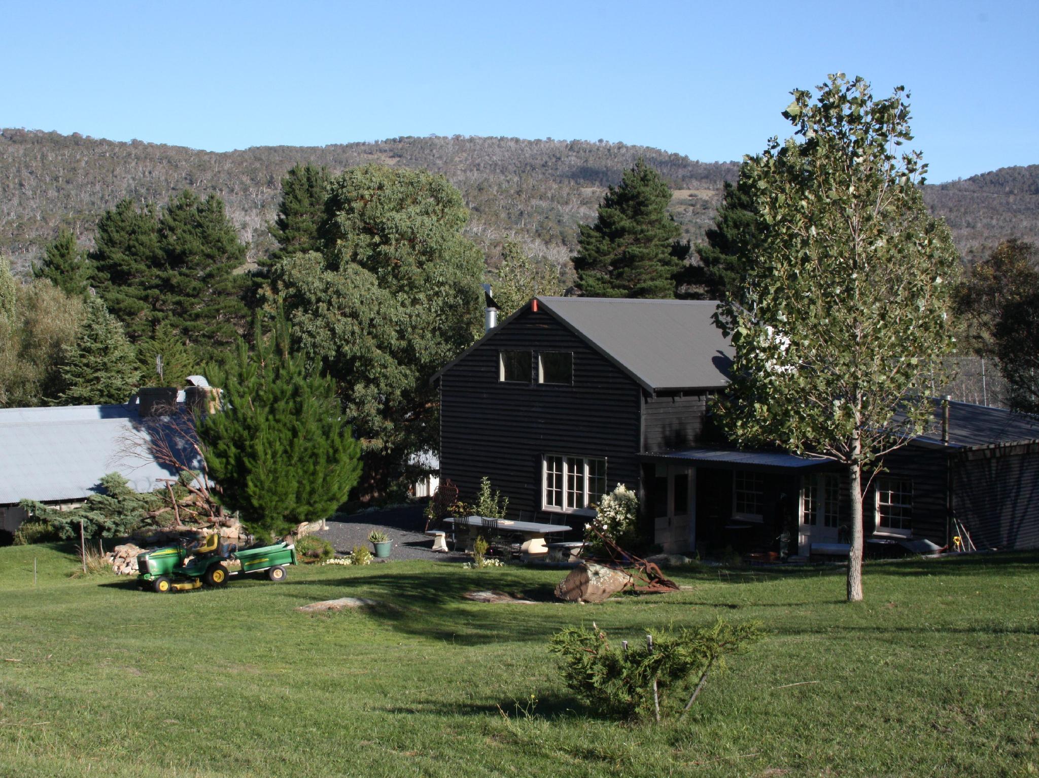 Crackenback Farm Guesthouse - Hotell och Boende i Australien , Snowy Mountains