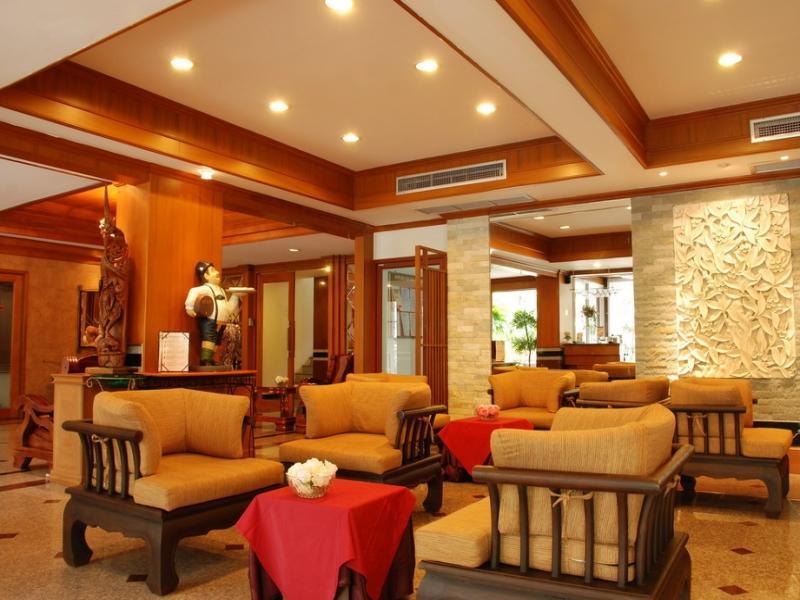 Howard Square Boutique Hotel - Hotell och Boende i Thailand i Asien