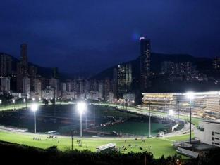 The VELA Hong Kong Causeway Bay Hotel Hong Kong - Racecourse Night View