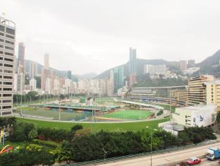 The VELA Hong Kong Causeway Bay Hotel Hong Kong - Racecourse View