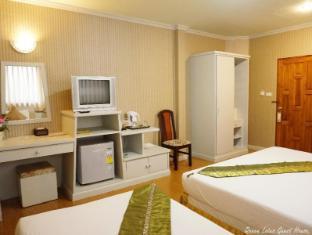 Queen Lotus Guesthouse Bangkok - Guest Room