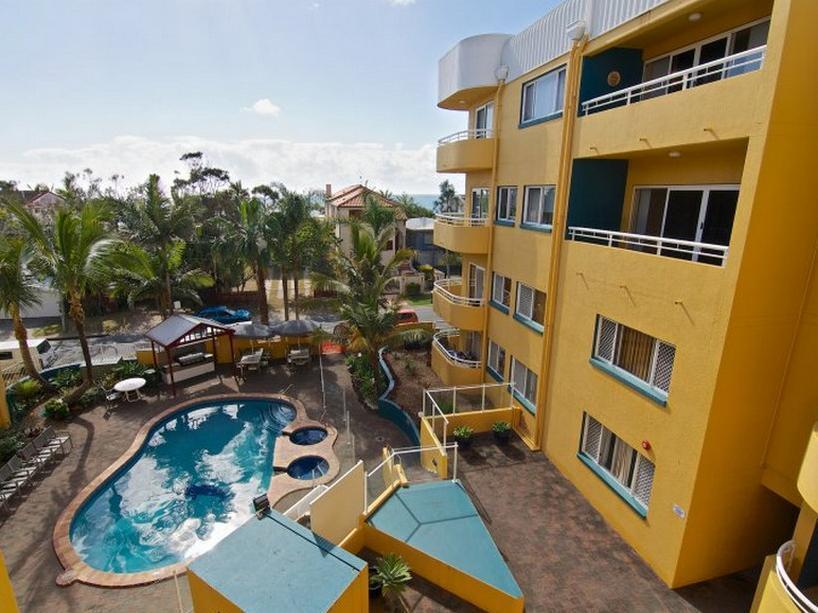Palm Beach Holiday Resort - Hotell och Boende i Australien , Guldkusten
