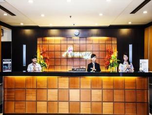 Orchardz Hotel Industri - Reception