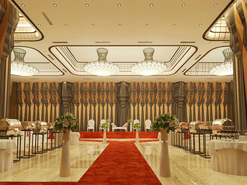 Orchardz Hotel Industri - Ballroom