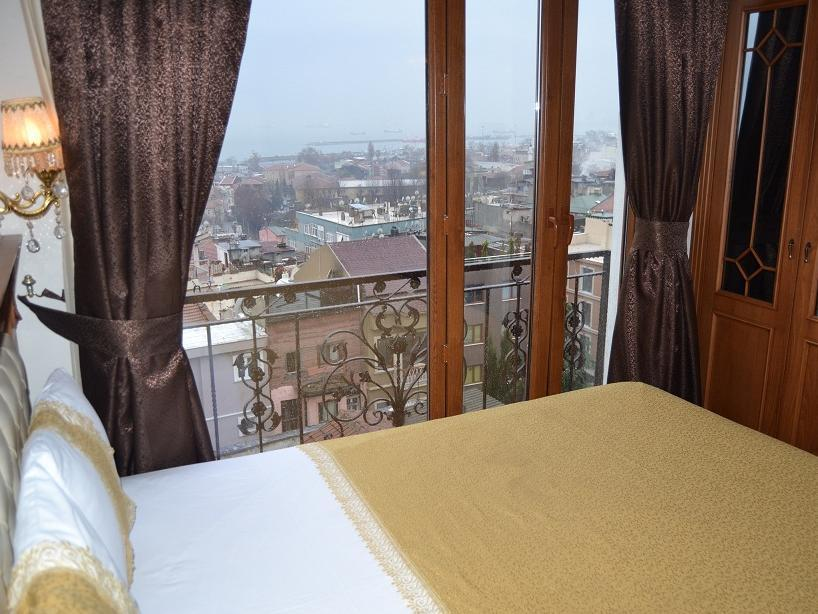 Hotel Blue Istanbul Istanbul - Double sea view