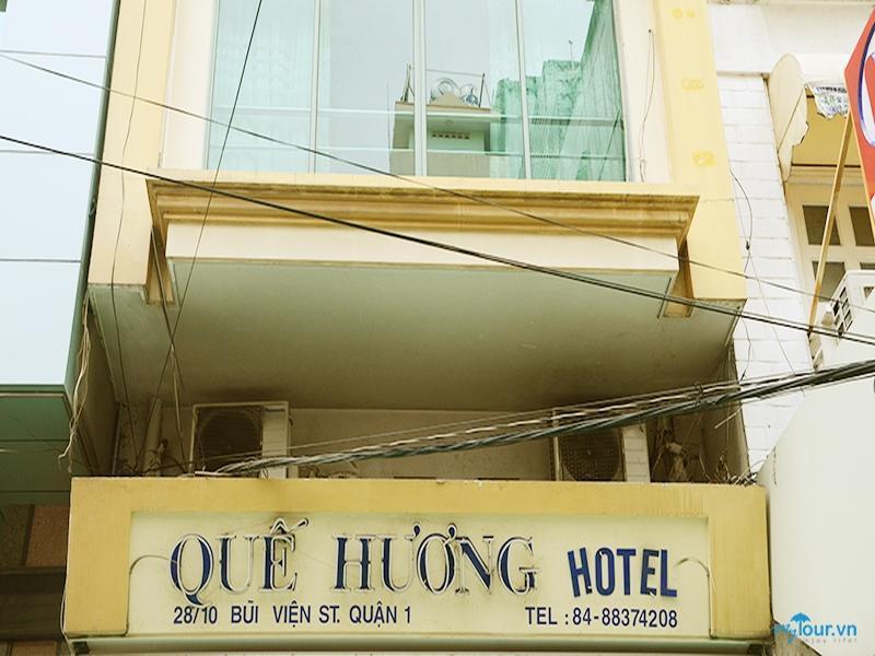 Que Huong Saigon Hotel - Hotell och Boende i Vietnam , Ho Chi Minh City