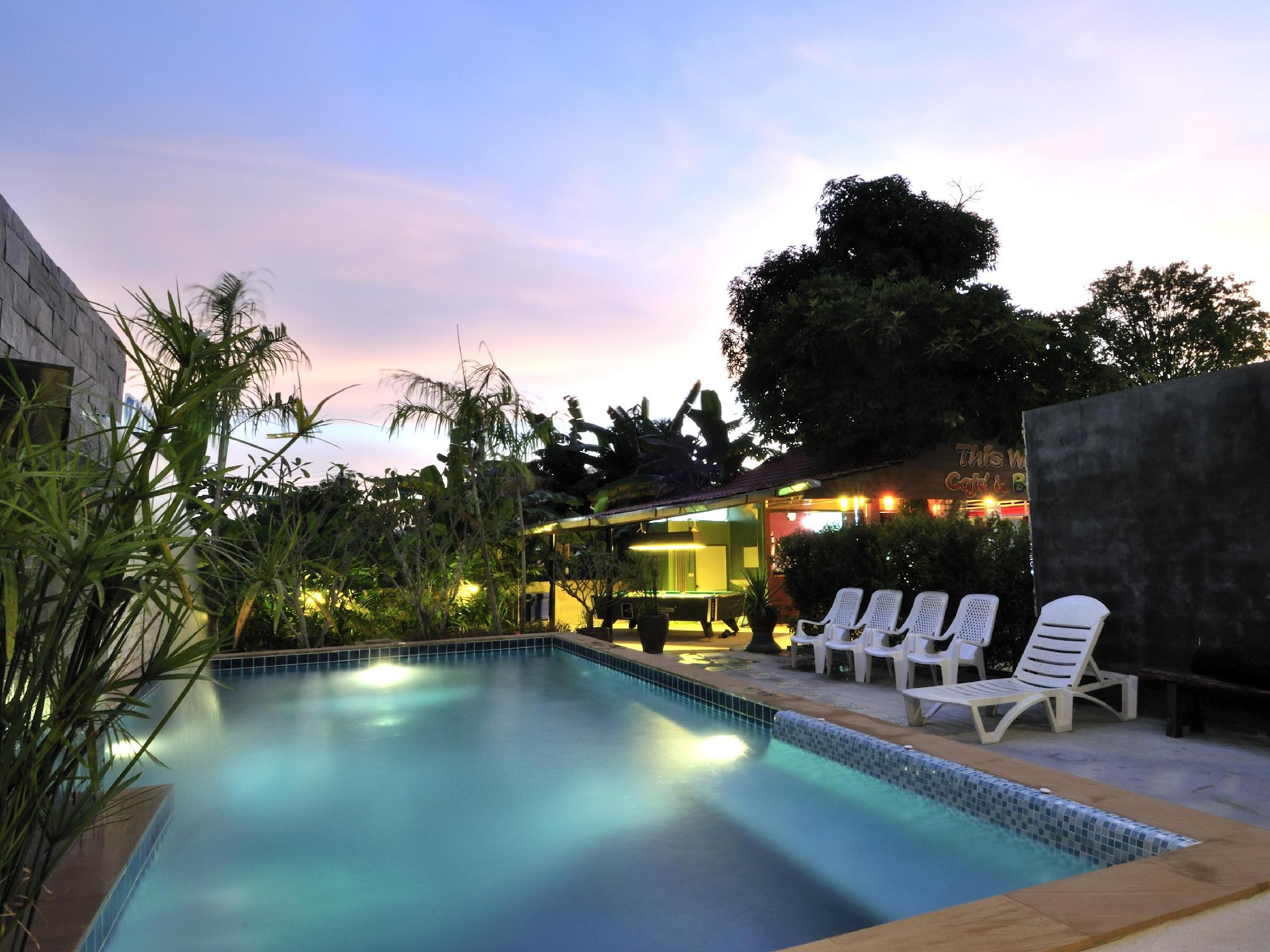 Serene Villa Phuket - Hotels and Accommodation in Thailand, Asia
