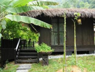 Tanah Aina Farrah Soraya Eco Tourism Resort Raub - Bahagian Luar Hotel