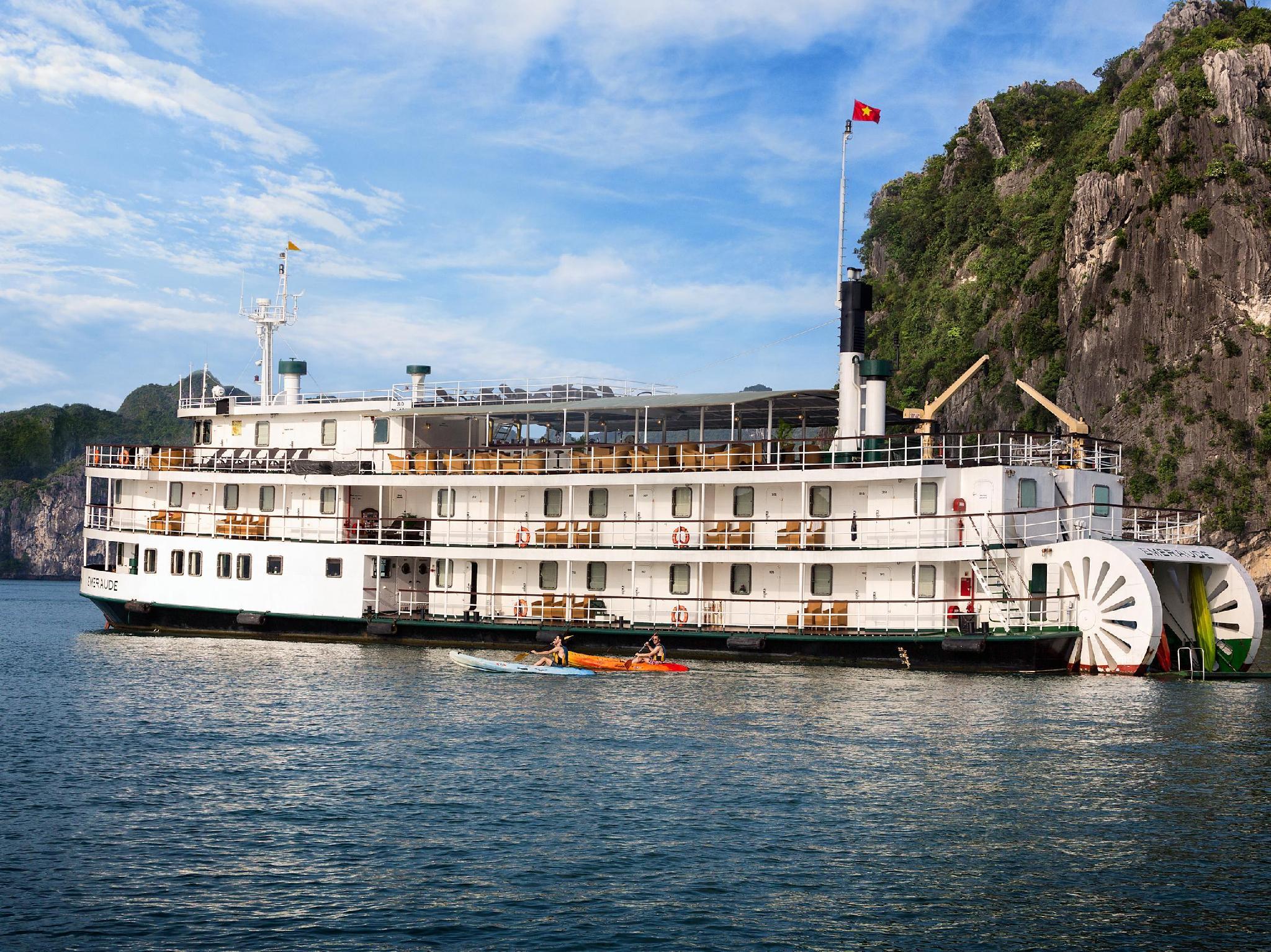 Emeraude Classic Cruises - Hotell och Boende i Vietnam , Halong