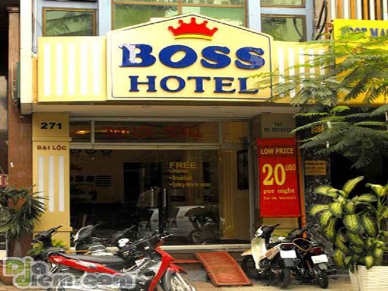 Boss Hotel 2 - Hotell och Boende i Vietnam , Ho Chi Minh City
