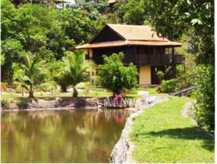 River Ray Resort Vung Tau - Marigold Wooden House
