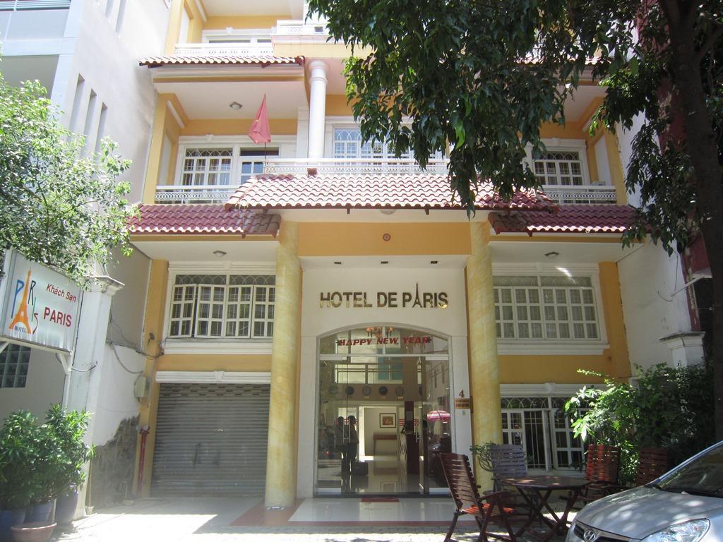 Hotel De Paris Saigon – District 07 - Hotell och Boende i Vietnam , Ho Chi Minh City