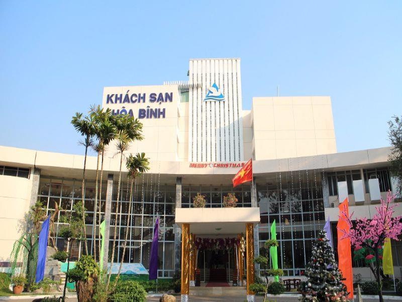 Hoa Binh Hotel - Hotell och Boende i Vietnam , Tay Ninh