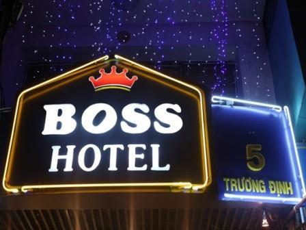 Boss Hotel 1 - Hotell och Boende i Vietnam , Ho Chi Minh City