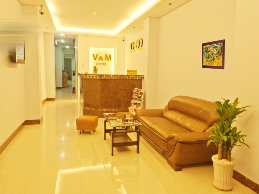 V   M Hotel - Hotell och Boende i Vietnam , Ho Chi Minh City
