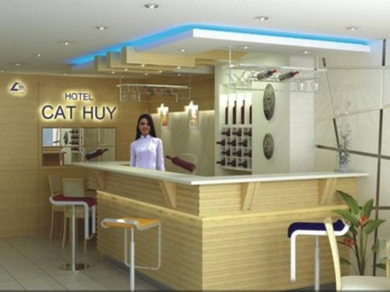 Cat Huy Hotel - Hotell och Boende i Vietnam , Ho Chi Minh City