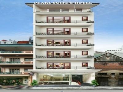 Pearl Suites Grand Hotel - Hotell och Boende i Vietnam , Hanoi
