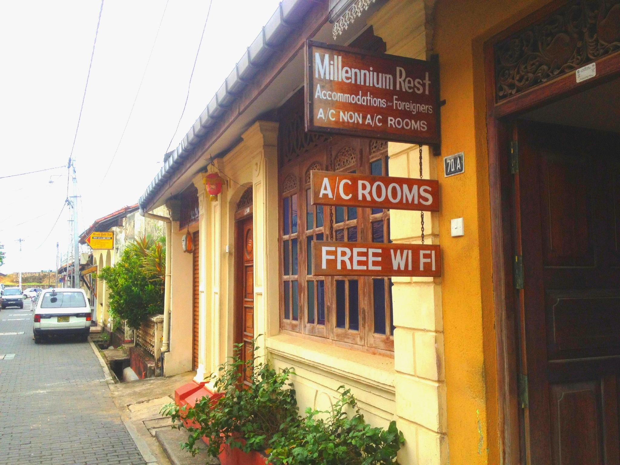 Millennium Rest Hotel - Hotels and Accommodation in Sri Lanka, Asia