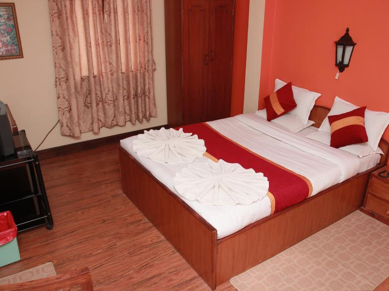 Shree Tibet Family Guest House Kathmandu - Esterno dell'Hotel