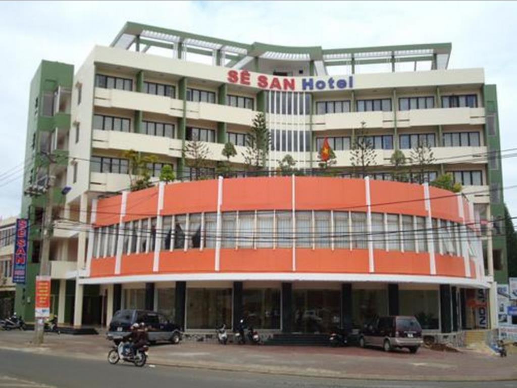 Se San Hotel - Hotell och Boende i Vietnam , Pleiku (Gia Lai)