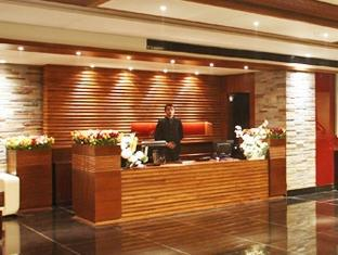 Godwin Hotel North Goa - Reception