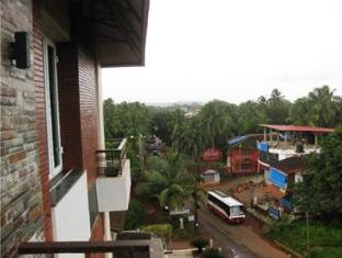 Godwin Hotel North Goa - Balcony/Terrace