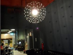 Backpacker's Hostel @ The Little Red Dot Singapore - Living Area