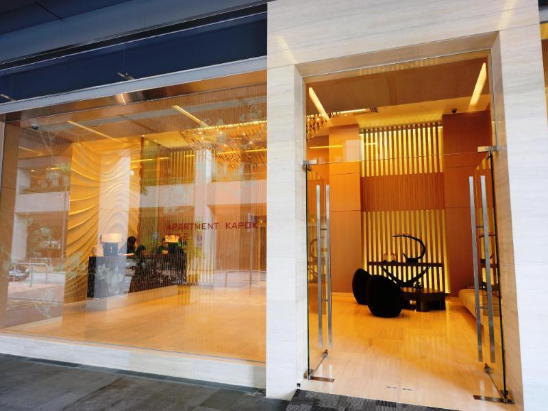Apartment Kapok הונג קונג