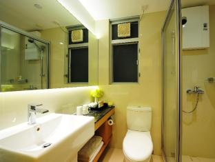 Apartment Kapok Hongkong - Bad
