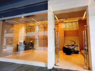 Apartment Kapok הונג קונג - כניסה