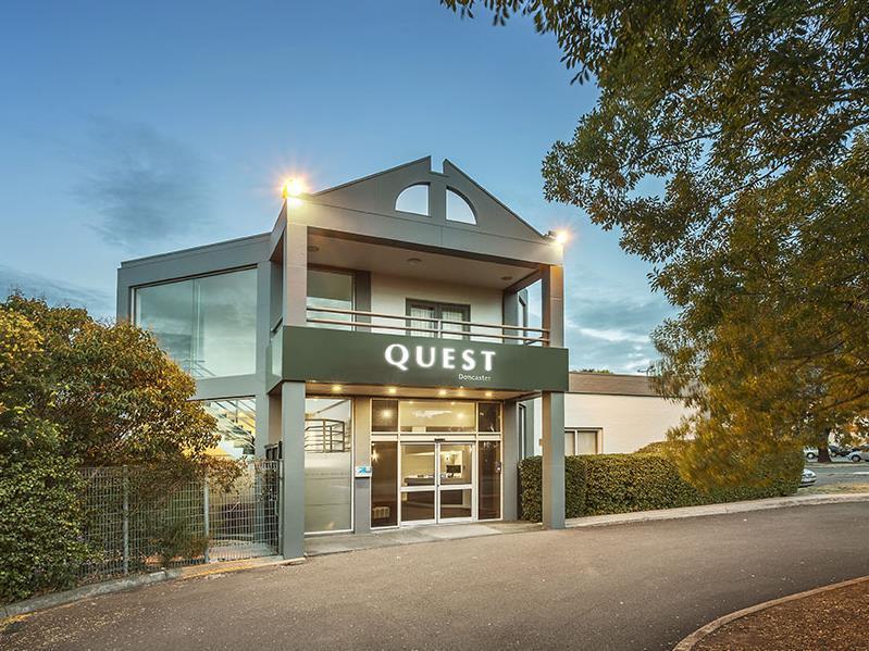 Quest on Doncaster - Hotell och Boende i Australien , Melbourne
